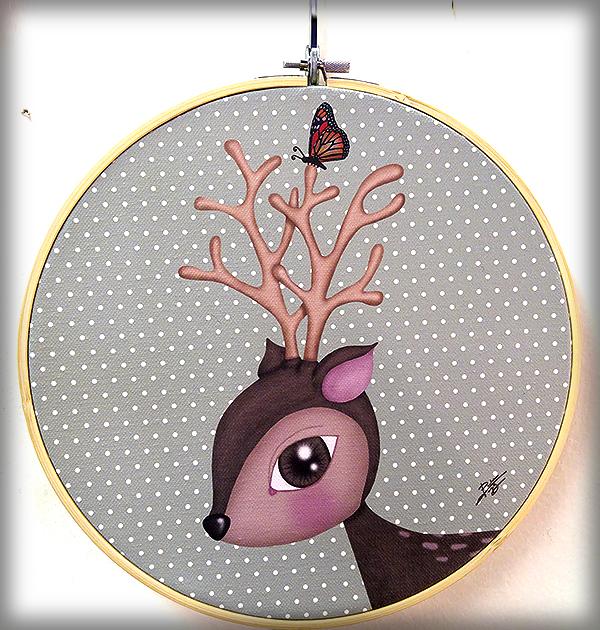 decoración bebé infantil regalo dibujo arte diseño cine amor niños vintage ropa venta digital cuadro lienzo mariposa naif ilustración original