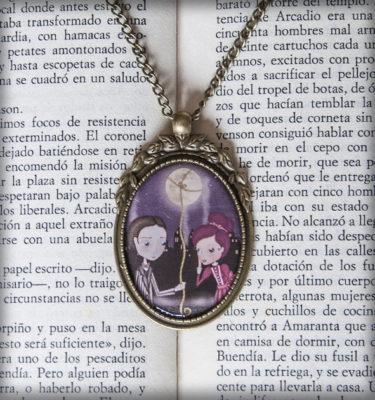 decoración bebé infantil regalo dibujo arte diseño cine amor niños vintage ropa venta digital cuadro colgante regalo luna pareja romántico amor naif original ilustrado
