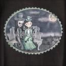 Camiseta chica Amor inmortal detallle