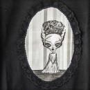 Camiseta chica Lady Franky detallle