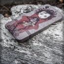 Carcasa iphone 4 3D Eduardo Manostijeras Perfil
