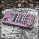 Carcasa iphone 4 3D Princesa Guisante Perfil