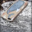 Carcasa iphone 5 3D Ballena Perfil
