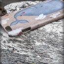 Carcasa iphone 6 3D Ballena Perfil