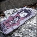 Carcasa iphone 6 3D Eduardo Manostijeras Perfil