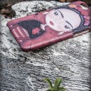 Carcasa iphone 6 3D Frida Kahlo Perfil