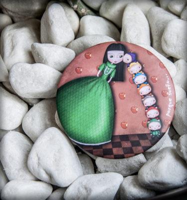 decoración bebé infantil regalo dibujo arte diseño cine amor niños vintage ropa venta digital cuadro espejo blancanieves enanitos cuento princesa naif original ilustrado