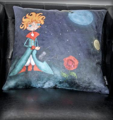 decoración bebé infantil regalo dibujo arte diseño cine amor niños vintage ropa venta digital cuadro principito rosa planeta original ilustrada