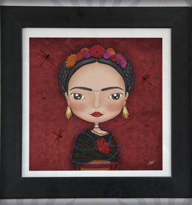 decoración bebé infantil regalo dibujo arte diseño cine amor niños vintage ropa venta digital cuadro ilustración original méxico corazón flores libélula naif