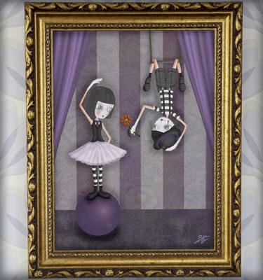 decoración bebé infantil regalo dibujo arte diseño cine amor niños vintage ropa venta digital cuadro ilustración original mimos amor circo flor naif