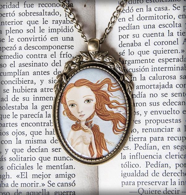 decoración bebé infantil regalo dibujo arte diseño cine amor niños vintage ropa venta digital cuadro ilustración original pelirroja botticelli mar barco papel