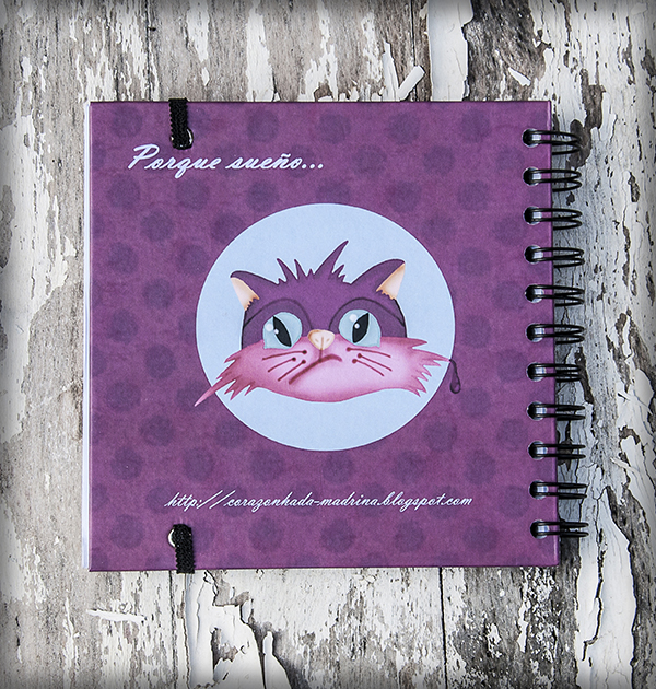 decoración bebé infantil regalo dibujo arte diseño cine amor niños vintage ropa venta digital cuadro libreta alicia maravillas cuento gato naif original ilustrada