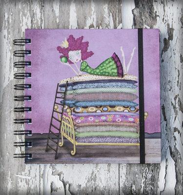 decoración bebé infantil regalo dibujo arte diseño cine amor niños vintage ropa venta digital cuadro libreta princesa guisante cuento naif original ilustrada