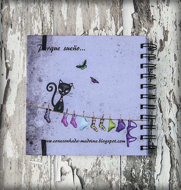 decoración bebé infantil regalo dibujo arte diseño cine amor niños vintage ropa venta digital cuadro libreta equilibrista gato tendal naif original ilustrada