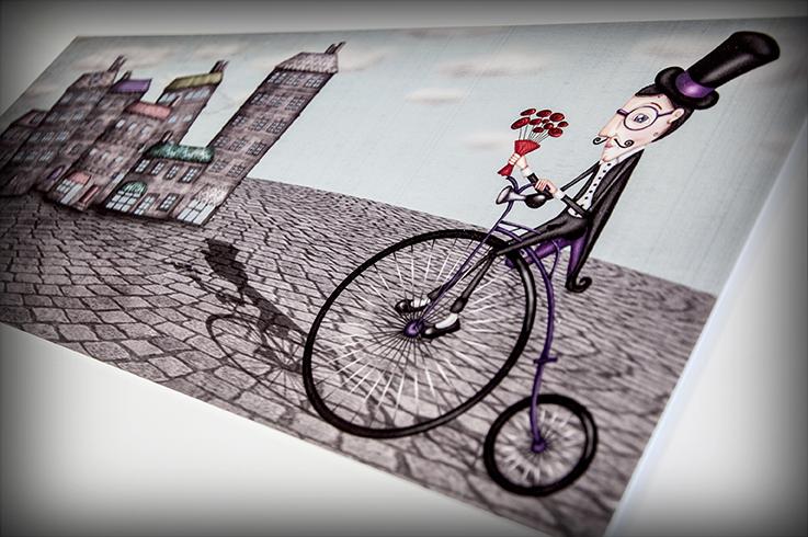 decoración bebé infantil regalo dibujo arte diseño cine amor niños vintage ropa venta digital cuadro ilustración original cita caballero flores bicicleta ciudad