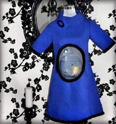 decoración bebé infantil regalo dibujo arte diseño cine amor niños vintage ropa venta digital cuadro vestido cebo corazón sirena pecera original ilustrado