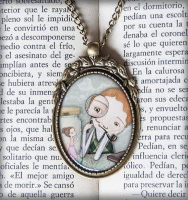 decoración bebé infantil regalo dibujo arte diseño cine amor niños vintage ropa venta digital cuadro ilustración original amor corazón hada humo pipa pelirrojo