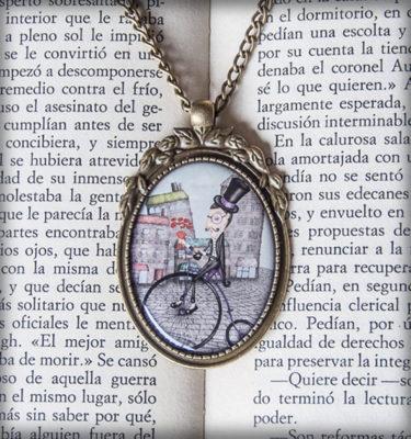 decoración bebé infantil regalo dibujo arte diseño cine amor niños vintage ropa venta digital cuadro ilustración original caballero flores ciudad monociclo bicicleta