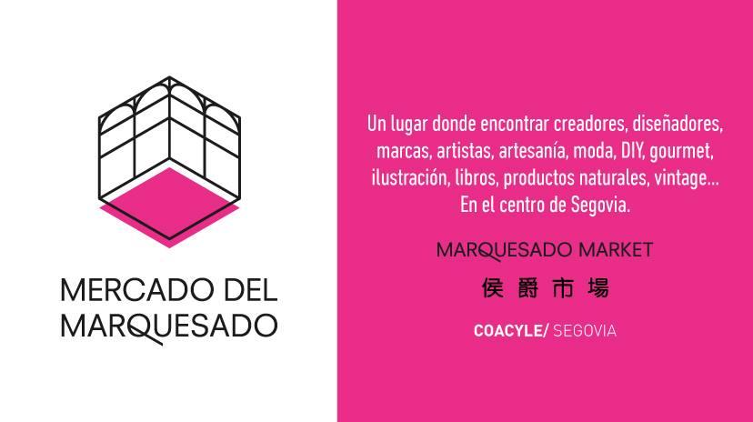 Ilustraciones y artículos ilustrados Mercado del Marquesado