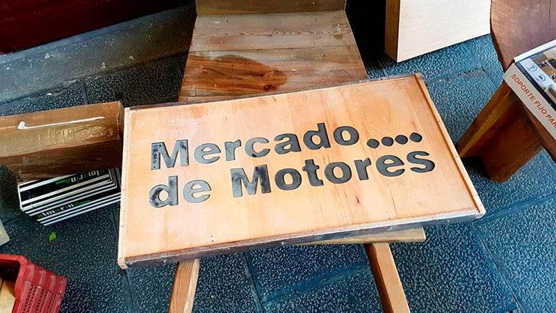 Nuestros objetos ilustrados en el Mercado de Motores