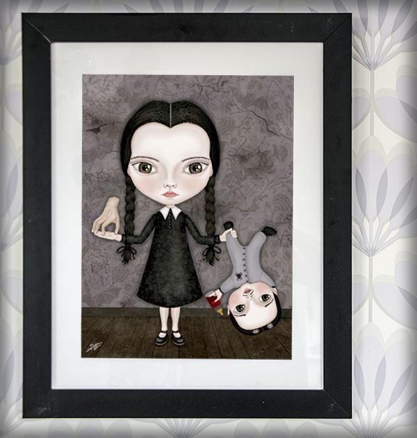 Retrato de familia de Paula Domínguez