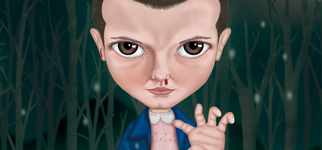 EXTRAÑA 11, la nueva ilustración de Paula Domínguez