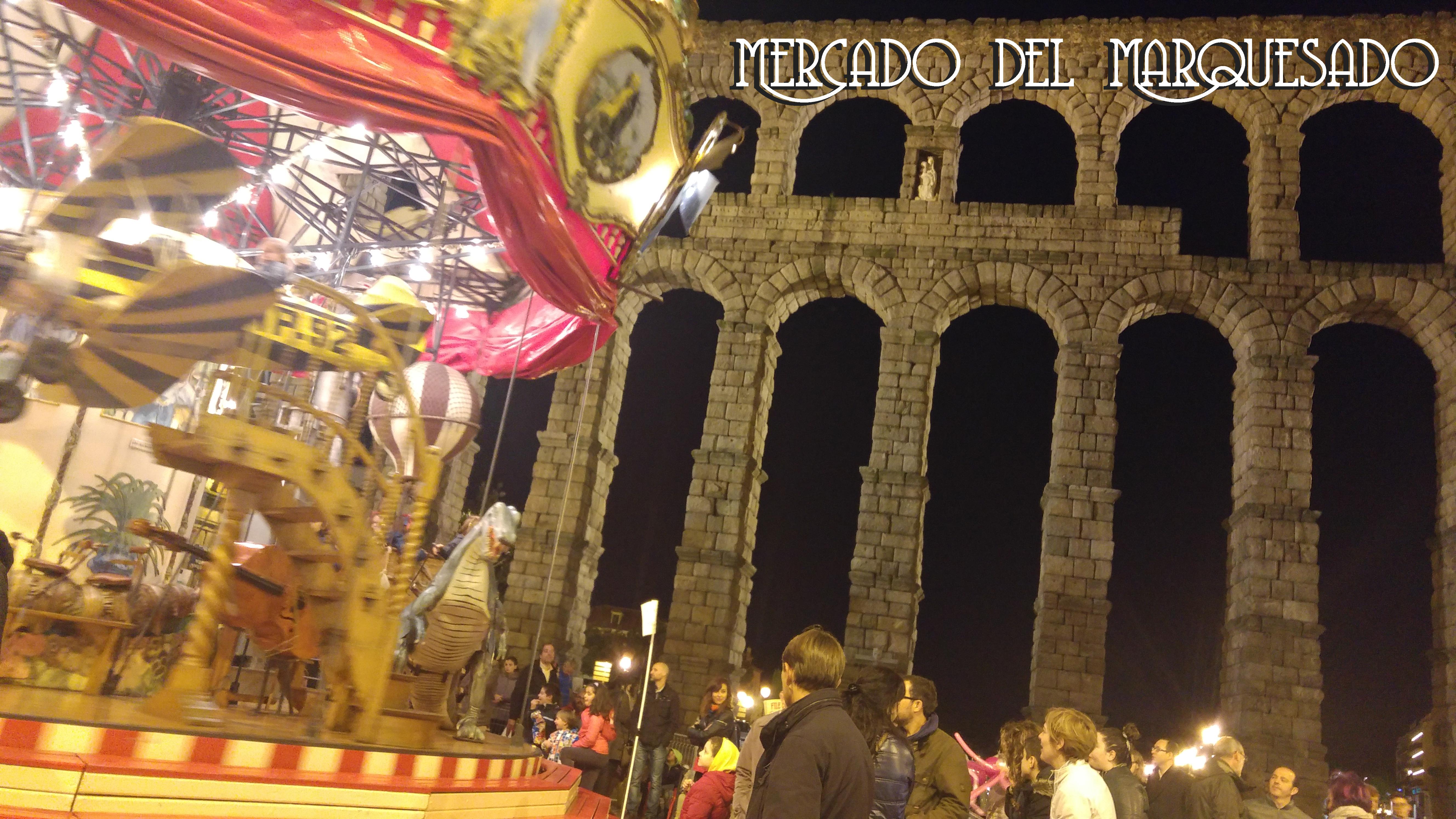 Porque sueño… en Mercado del Marquesado LOS SANTOS (1-2-3/11)